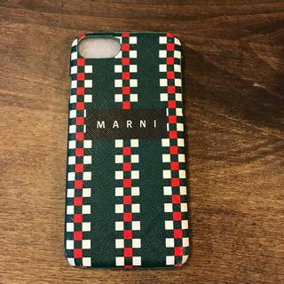 マルニ(Marni)のiPhoneケース(iPhoneケース)