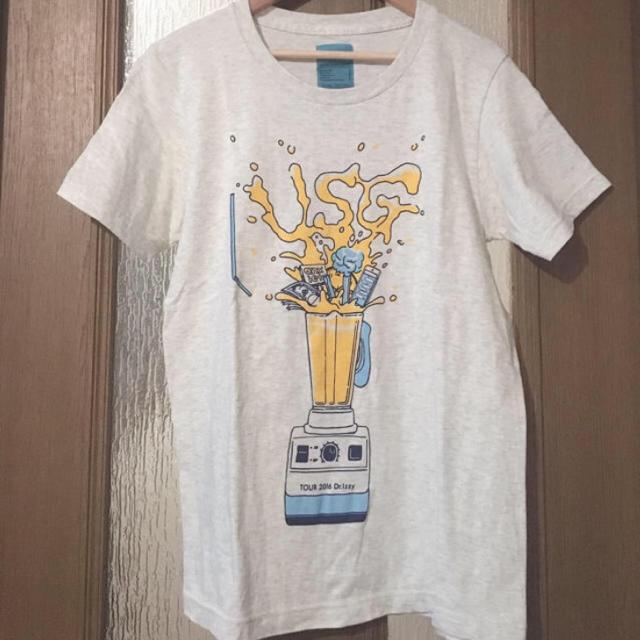 UNISON SQUARE GARDEN(ユニゾンスクエアガーデン)のUNISON SQUARE GARDEN ライブTシャツ レディースのトップス(Tシャツ(半袖/袖なし))の商品写真