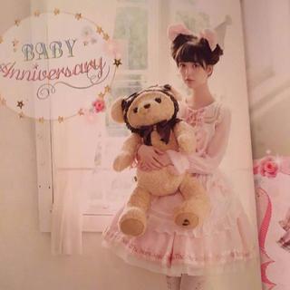 ベイビーザスターズシャインブライト(BABY,THE STARS SHINE BRIGHT)のbaby anniversary ワンピース(ひざ丈ワンピース)