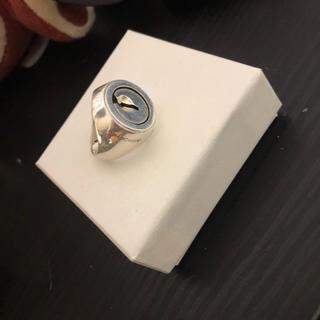 ラッドミュージシャン(LAD MUSICIAN)の最終値下げ LAD MUSICIAN 鍵穴リング(リング(指輪))