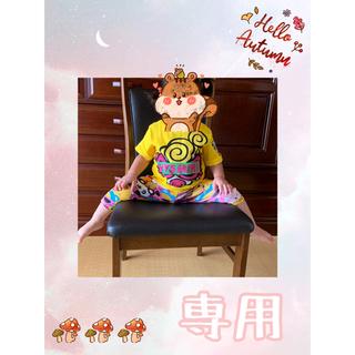 ヒステリックミニ(HYSTERIC MINI)の【専用】刺繍シャツ(シャツ/カットソー)