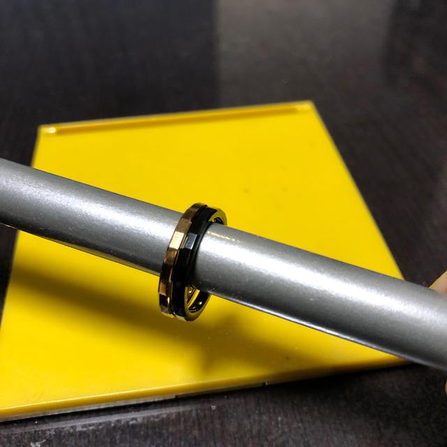 タングステン リング メンズのアクセサリー(リング(指輪))の商品写真