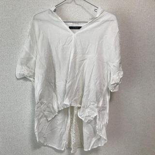 ダブルクローゼット(w closet)のw closet トップス(Tシャツ(長袖/七分))