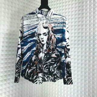 ディオール(Dior)のC'EST MOI DIOR   2019  新品   メンズ長袖 シャツ(シャツ)