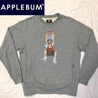 アップルバム(APPLEBUM)の☆レア!アップルバム APPLE BUM×68B rothers スウェット☆(スウェット)