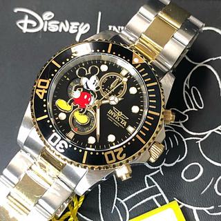 ディズニー(Disney)の新品 invicta インビクタ ディズニー ミッキーマウス  Disney(腕時計(アナログ))