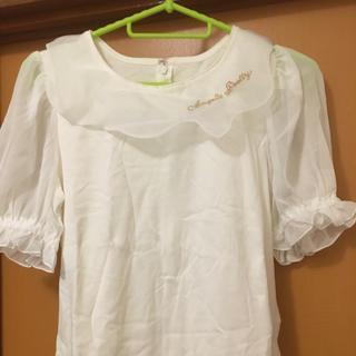 アンジェリックプリティー(Angelic Pretty)の新品アンジェリックプリティ半袖シャツ(シャツ/ブラウス(半袖/袖なし))