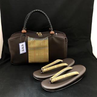 草履バッグ セット  おしゃれ用 (新品) #653(下駄/草履)