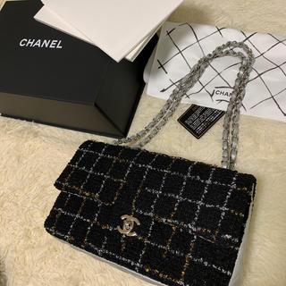 シャネル(CHANEL)のCHANEL 2017年購入 ツイドーマトラッセ未使用同様(ショルダーバッグ)