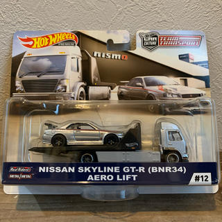 日産 - ホットウィール チームトランスポートNISSAN SKYLINE GT-R