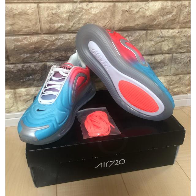 NIKE(ナイキ)のNike airmax 720 pink sea  27.5cm レディースの靴/シューズ(スニーカー)の商品写真