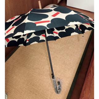 マリメッコ(marimekko)の新品 marimekko Stick Pieni Unikko長傘ワンタッチ  (傘)