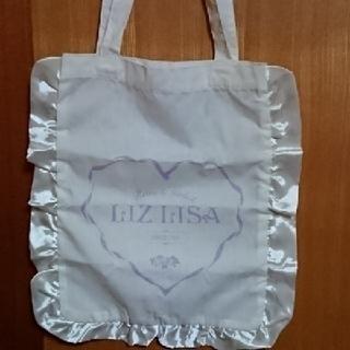 リズリサ(LIZ LISA)の【新品】LIZ LISA(リズリサ)フリルトートバッグ(トートバッグ)
