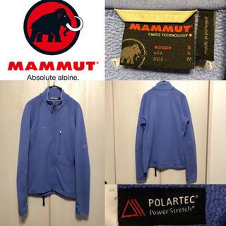 マムート(Mammut)の☆早い者勝ち☆MAMMUT マムート ポーラテック ジャケット(登山用品)