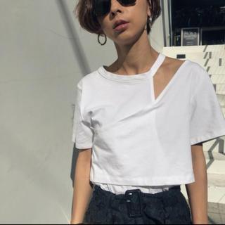 アメリヴィンテージ(Ameri VINTAGE)の2019 完売品 Ameri VINTAGE ELABORATE TEE(Tシャツ(半袖/袖なし))