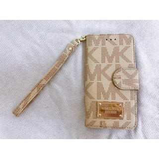 マイケルコース(Michael Kors)の《美品》MICHAEL KORS iPhone8 case(iPhoneケース)