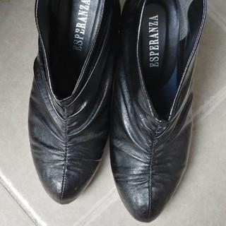 エスペランサ(ESPERANZA)のショートブーツ(ブーツ)