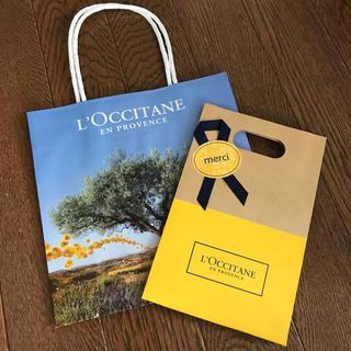 L'OCCITANE - ロクシタン  紙袋  プレゼント用