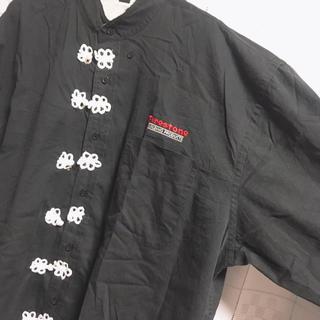 ファンキーフルーツ(FUNKY FRUIT)のチャイナシャツ(シャツ/ブラウス(長袖/七分))