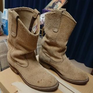レッドウィング(REDWING)のRED WING正規品スエードブーツ良品レベル(ブーツ)