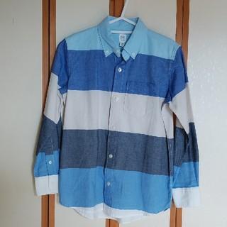 ギャップキッズ(GAP Kids)のGAP 140 長袖シャツ タグ付き新品(Tシャツ/カットソー)