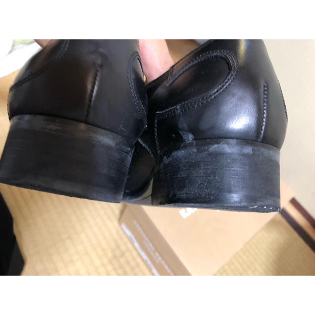 KATHARINE HAMNETT(キャサリンハムネット)のキャサリンハムネット 革靴 メンズの靴/シューズ(ドレス/ビジネス)の商品写真
