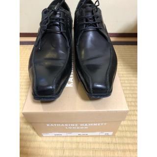KATHARINE HAMNETT - キャサリンハムネット 革靴
