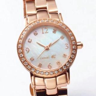 ヨンドシー(4℃)のcanal4℃ 腕時計(腕時計)