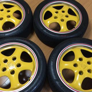 ポルシェ(Porsche)のポルシェ純正〈993カレラ2〉ホイール(タイヤ・ホイールセット)