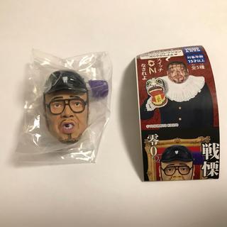 タカラトミーアーツ(T-ARTS)の野性爆弾くっきー顔面バッジコレクション「邦彦おじさん」(お笑い芸人)