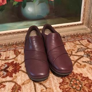 pisaz レディーズ靴  24.5(ローファー/革靴)