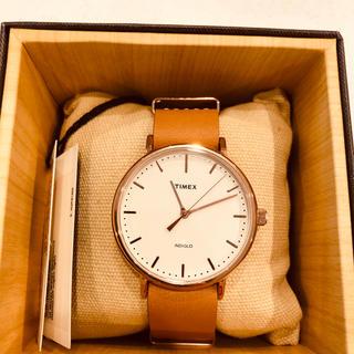 タイメックス(TIMEX)のTIMEX フェアフィールド ライフスタイルステーション(腕時計(アナログ))