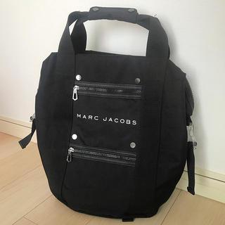 マークジェイコブス(MARC JACOBS)の[美品]レア MARC JACOBS バックパック(バッグパック/リュック)