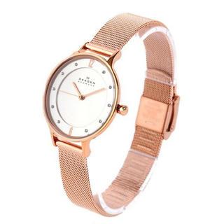 スカーゲン レディース スワロフスキー 時計 SKW2151 (腕時計)