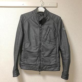 ベルスタッフ(BELSTAFF)のBELSTAFF hレーサージャケット  サイズ46(ライダースジャケット)