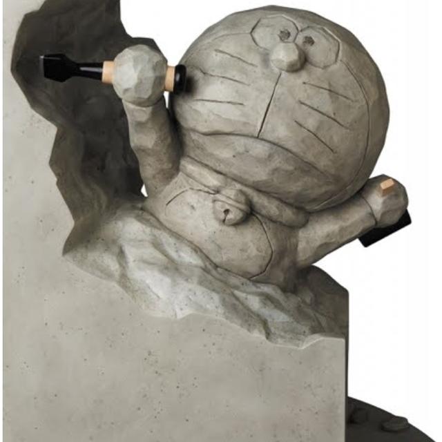彫刻家ドラえもん メディコムトイの通販 by ぴぃちゃん's shop ラクマ