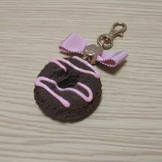 キューポット(Q-pot.)のあゆみんと様専用Q-pot チョコレートドーナツバッグチャーム(チャーム)