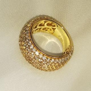 ホワイトジルコンリング(リング(指輪))