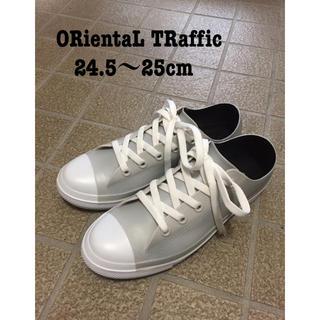オリエンタルトラフィック(ORiental TRaffic)のORientaL TRaffic レインスニーカー(レインブーツ/長靴)