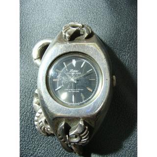 アージェントグリーム(Argent Gleam)のアージェントグリームシルバー9251クリップウォッチケースブレスレット時計自動巻(腕時計(アナログ))