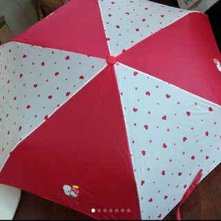 サンリオ(サンリオ)のキティちゃん 折りたたみ傘(傘)