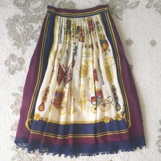 ジェーンマープル(JaneMarple)のジェーンマープル Royal parade のスカート(ひざ丈スカート)