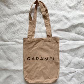 キャラメルベビー&チャイルド(Caramel baby&child )の未使用 caramel キャメル ショッパー 袋(トートバッグ)