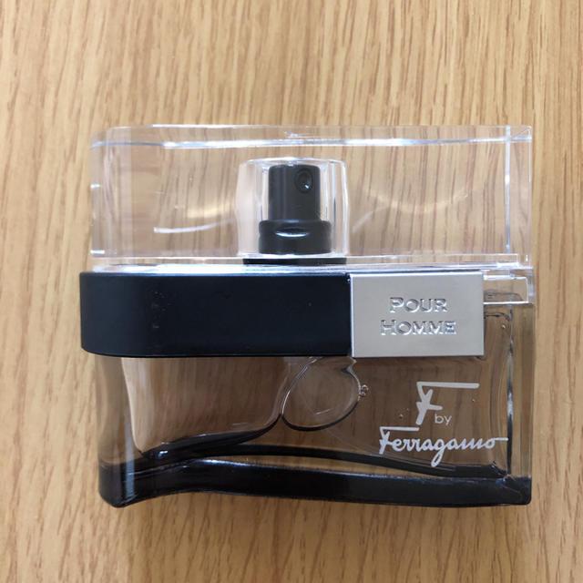 Salvatore Ferragamo(サルヴァトーレフェラガモ)のフェラガモ プールオム ブラック オーデトワレ コスメ/美容の香水(香水(男性用))の商品写真