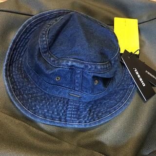 ディーゼル(DIESEL)の値下げ!新品 ディーゼル リバーシブルハット 帽子(ハット)