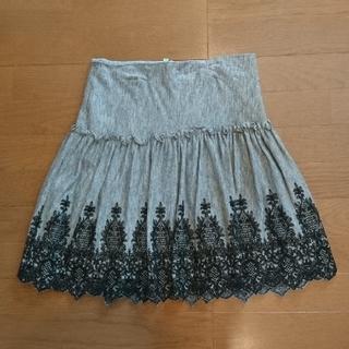 グレースコンチネンタル(GRACE CONTINENTAL)のグレースコンチネンタル レース スカート GRACE CONTINENTAL☆(ミニスカート)