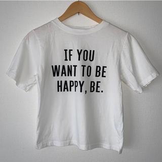 ミスティウーマン(mysty woman)のmisty woman ロゴTシャツ(Tシャツ(半袖/袖なし))