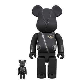 メディコムトイ(MEDICOM TOY)のBE@RBRICK × Lewis Leathers 100% & 400%(その他)