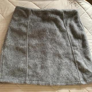 グレイル(GRL)のモコモコスカート(ミニスカート)