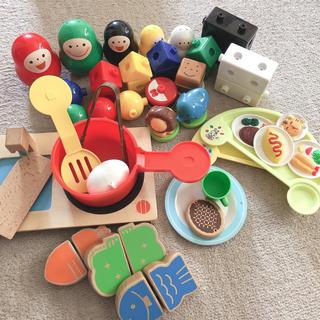 しまじろう おもちゃセット(知育玩具)